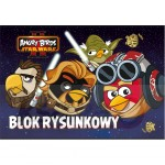 Blok rysunkowy A4 Angry Birds 290411